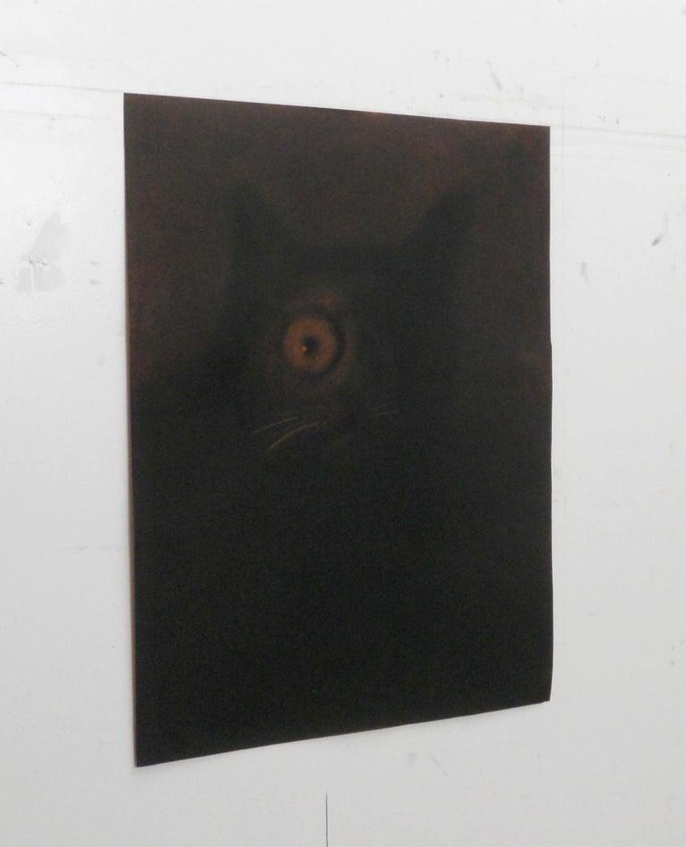 One Eyed Tom - Surrealist Art by Drew McSherry