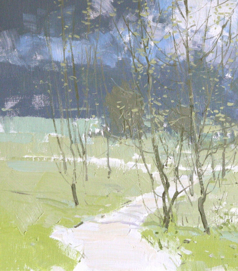 <p>Artist Comments<br /> An impressionistic landscape on canvas. Ready to hang. </p><p>About the Artist<br />Vahe Yeremyan is an Armenian-born painter who offers a contemporary perspective to the 19th century masters of impressionism. His land- and