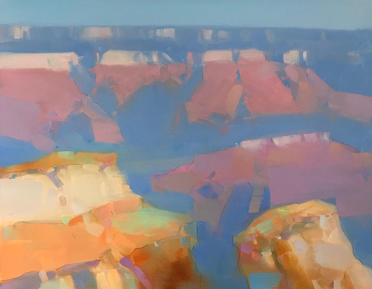 <p>Artist Comments<br /></p><p>About the Artist<br />Los Angeles-based and Armenian-born artist, Vahe Yeremyan, is a contemporary impressionist. Through his landscapes and cityscapes, Vahe uses a subdued color palette to capture the sublime and