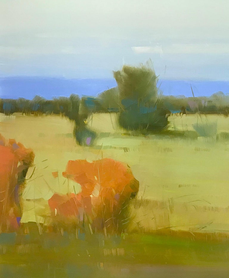 <p>Artist Comments<br /></p><br /><p>About the Artist<br />Los Angeles-based and Armenian-born artist, Vahe Yeremyan, is a contemporary impressionist. Through his landscapes and cityscapes, Vahe uses a subdued color palette to capture the sublime