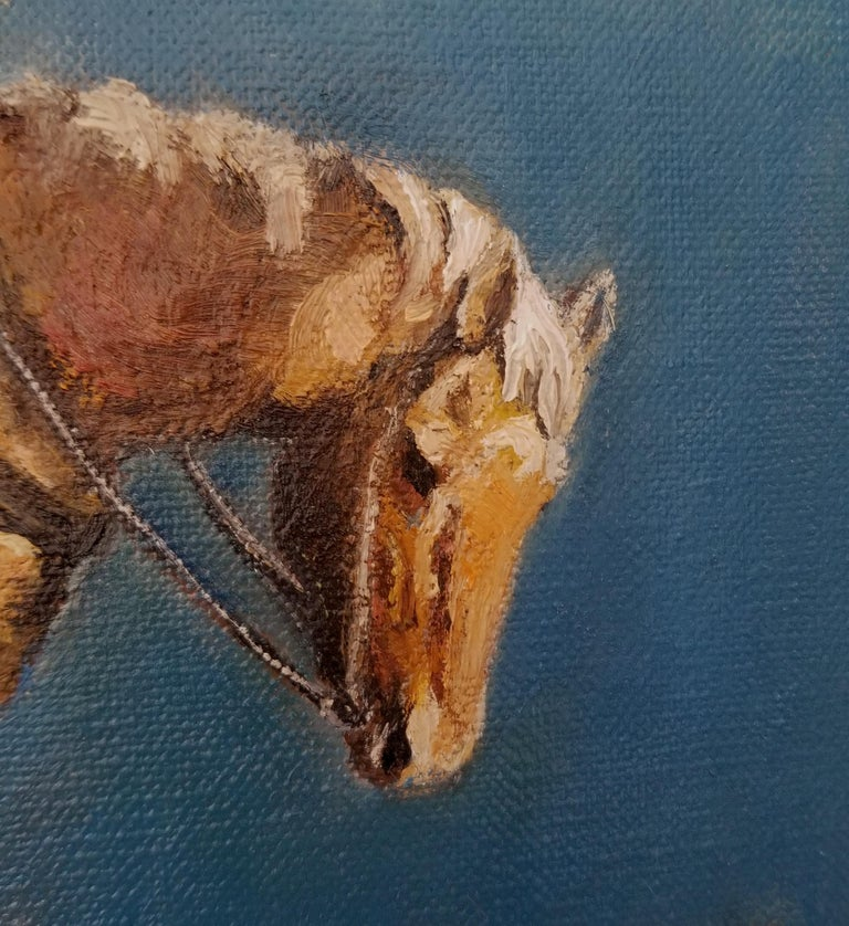 An Old Stray, Oil Painting For Sale 1