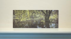Mallard Lake, Oil Painting