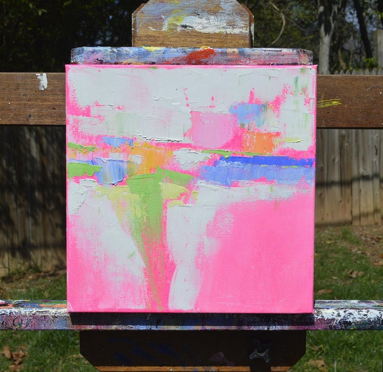 <p>Artist Comments<br />This is part of a series of paintings called