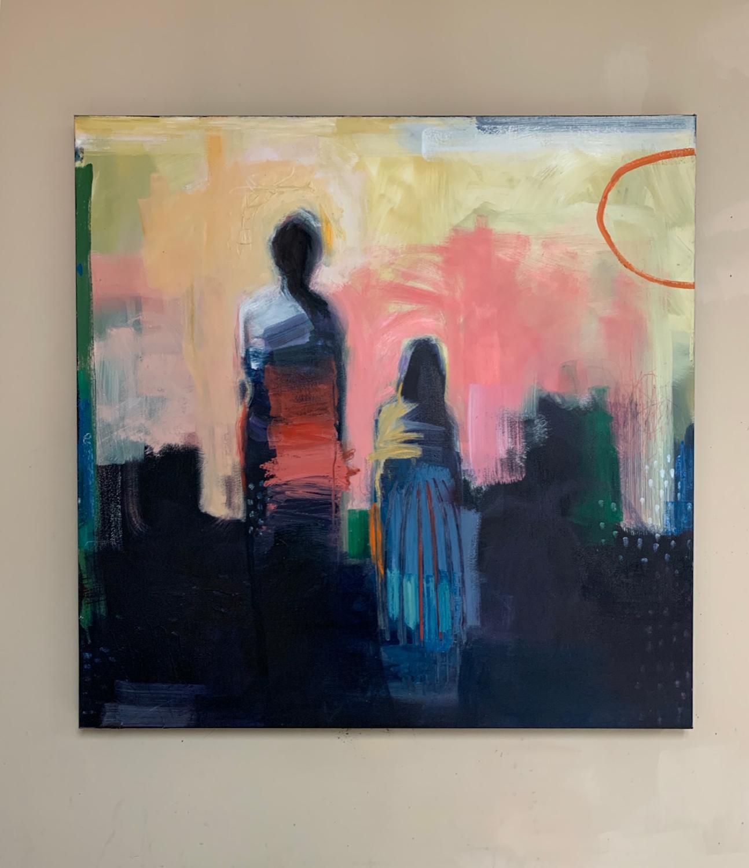 Remembering, Original Painting