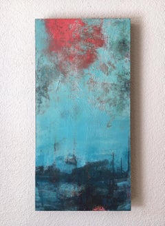 Keep Looking Up, Abstract Painting