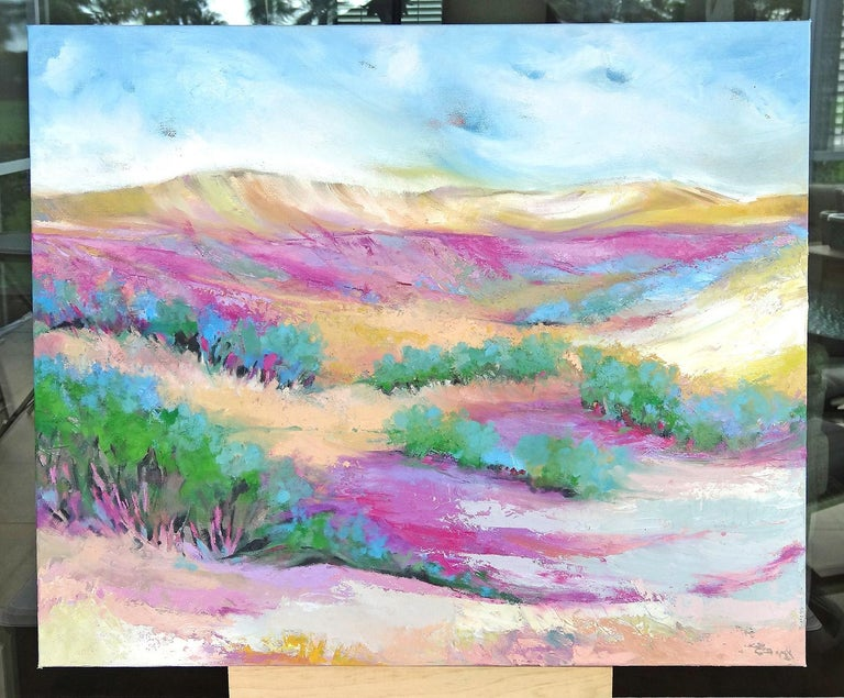 <p>Artist Comments<br>This work is part of an ongoing series of landscapes titled Dreams of the Future, where David envisions earthly landscapes over the coming decades corresponding with celestial events. He uses these dates as a starting point to