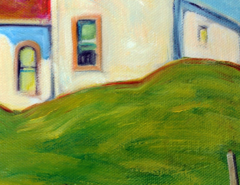 Ontario Farm - Ottawa Valley, Oil Painting For Sale 1