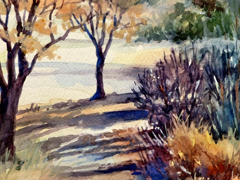 Mount Diablo, Sugarloaf View, Original Painting For Sale 1