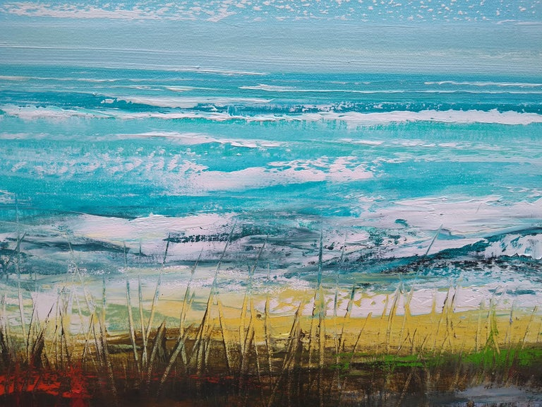 The Shoreline, Oil Painting For Sale 1