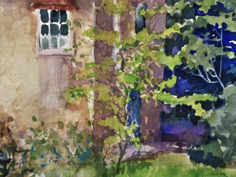 Secret Place, Original Painting - Art by Catherine McCargar