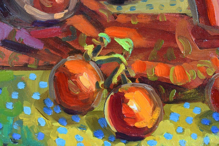 Summer Kitchen, Oil Painting For Sale 1