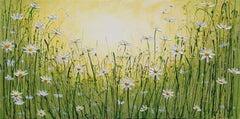 Daisy Delight, Original Painting