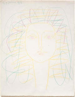 Portrait de Femme (Françoise)
