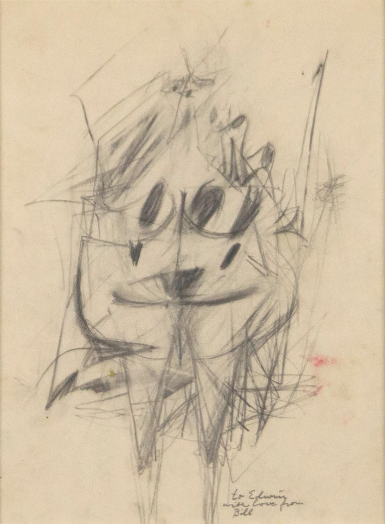 Untitled (double-sided drawing) - Art by Willem de Kooning