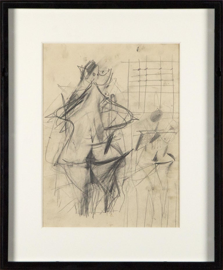 Untitled (double-sided drawing) For Sale 2