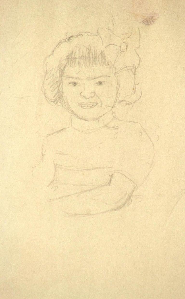 Triple Self-Portrait as a Toddler, Adolescent, Woman For Sale 2