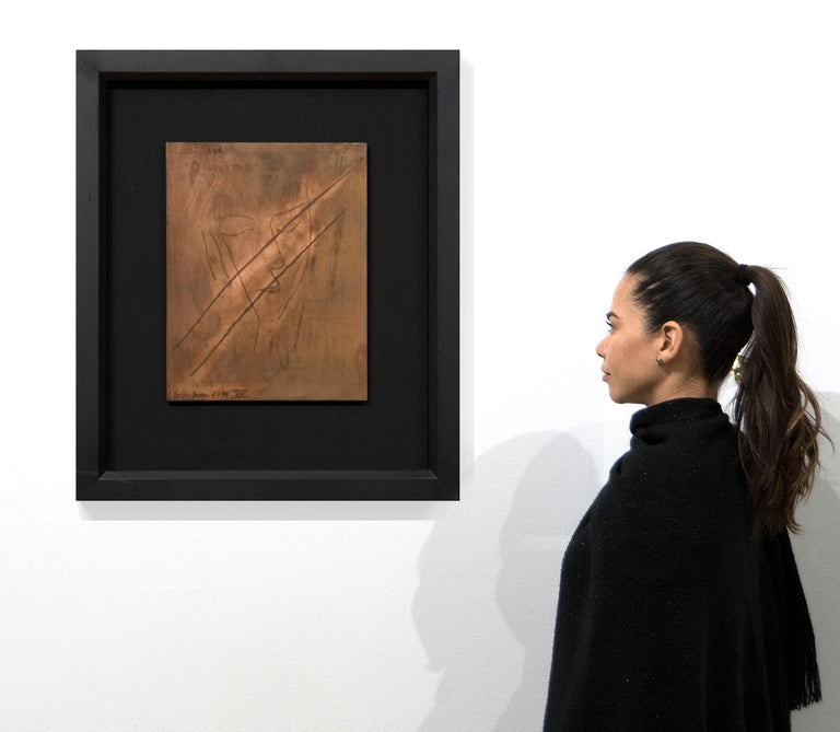 Original Copper Plate and Engraving from Carmen For Sale 6