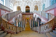 The Grand Stairs by Moritz Hormel - Diasec limited photography art