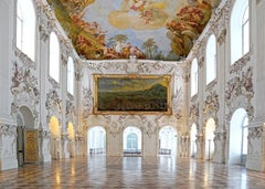 Palace Paradise by Moritz Hormel contemporary photography of a palace interior