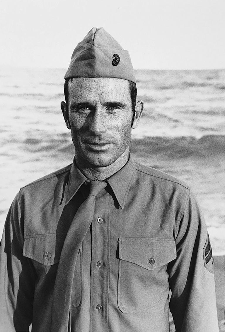 Marine Corps Uniform, c. 1970 (Detail #23)