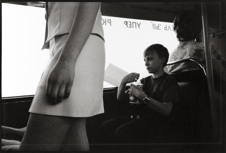 Hellin Kay Black and White Photograph - Moscow, Russia
