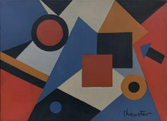 Abstraction Suprematiste