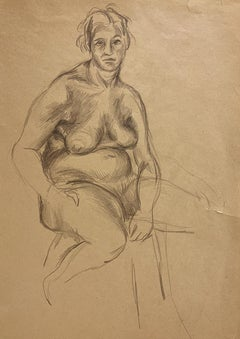 Untitled (Female Figure)