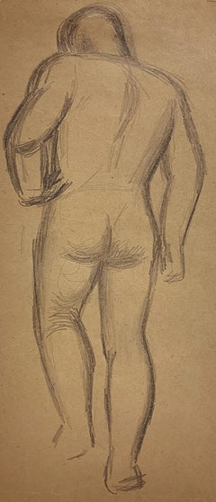 Untitled (Male Figure) [Hand on Hip]