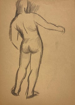 Untitled (Male Figure) [Arm Extended]
