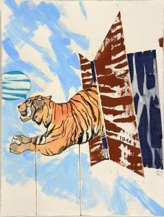 Untitled (Tiger) (#1944)