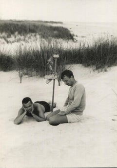Glenway Wescott and Jared French, Fire Island