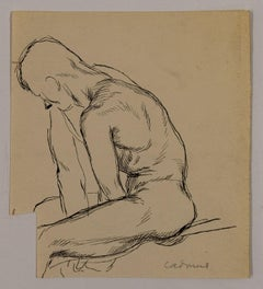 Male Figure Study (Jared French)