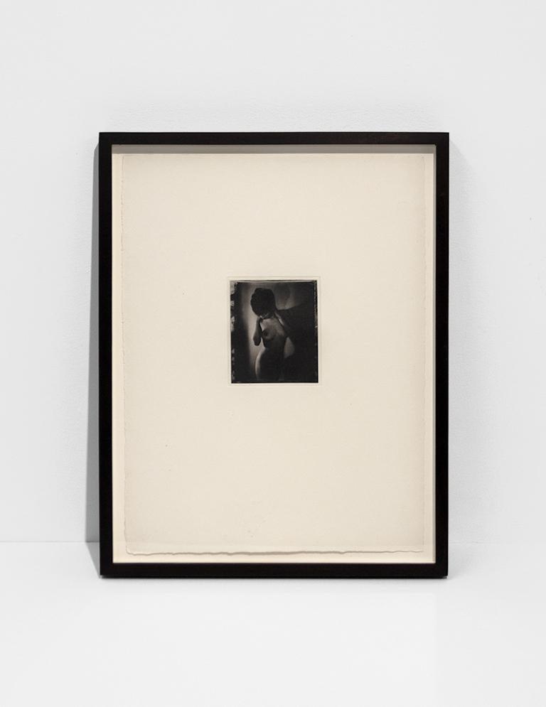 Untitled (Female Nude) - Photograph by Mark Morrisroe