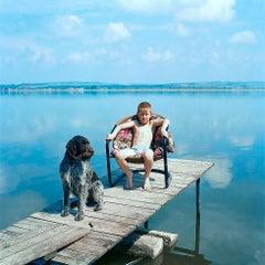 Untitled (Boy with Dog)