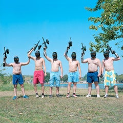 Untitled (Guys with Guns)