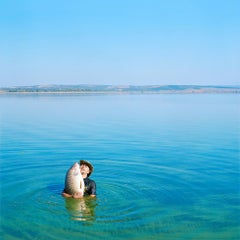 Untitled (Man with Fish in Water)
