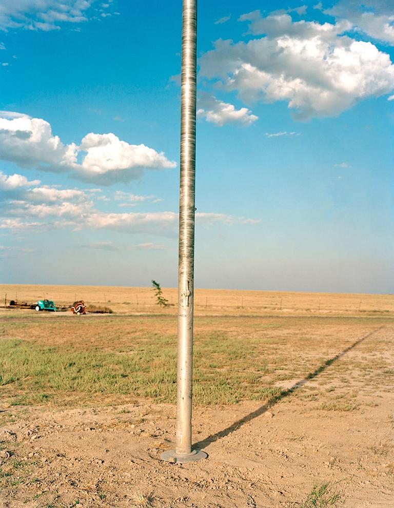 Prairie Flagpole