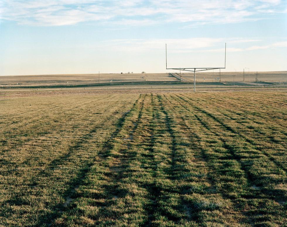Prairie Field, Looking South
