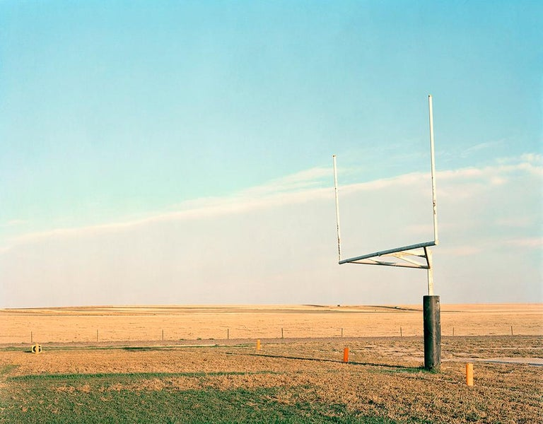 William Wylie Color Photograph - Prairie Field, Looking Southeast