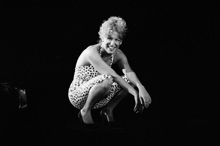Tamara F Portrait Photograph - Bette Midler, Concord Pavilion [0105_0016]