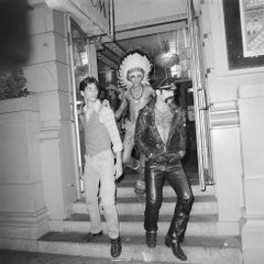 The Village People Stepping Out of the Grand Ballroom