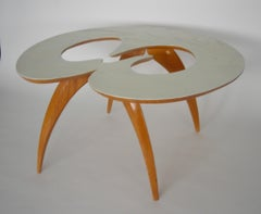 """Mitosis"" Hand Made Sculptural Table"