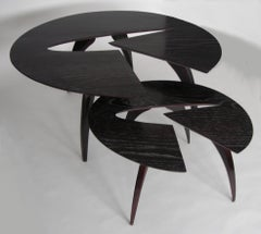 """C-Cell"" Hand Made Sculptural Table"