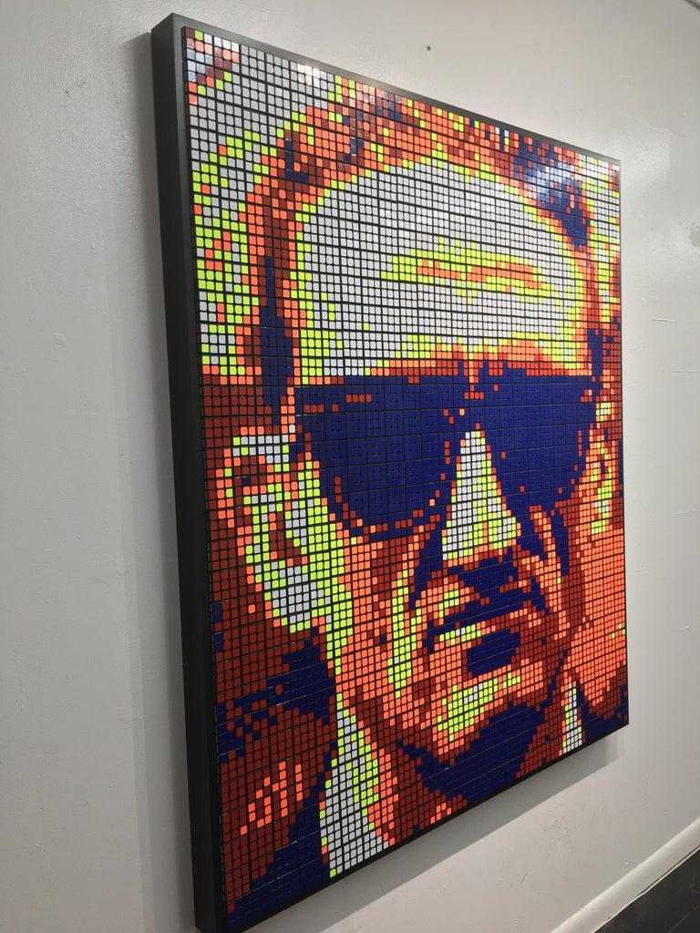 1acae96eb8 Casey Neistat - Contemporary Mixed Media Art by Giovanni Contardi