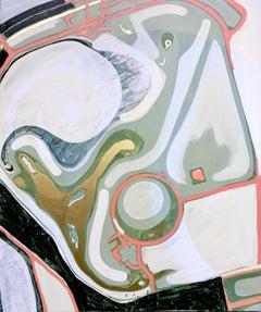 Regent's Park by Thomas J Smith, Contemporary 21st Century British Artist - Maps