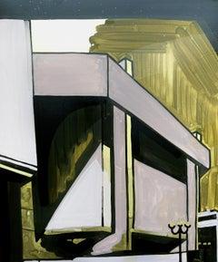 RBKC Town Hall, Thomas J Smith Contemporary 21st Century British Artist Building