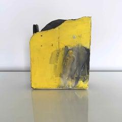 Slab Vessel: October (series, H), by Barry Stedman