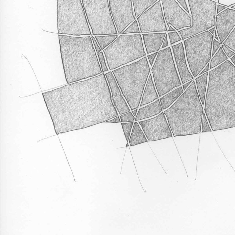 Drawing #155s: by Alan Franklin, British artist and sculptor For Sale 1