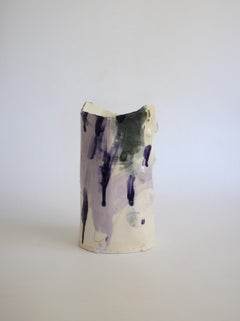 Thrown and Altered Vessel: Late and Early (series) I, by Barry Stedman