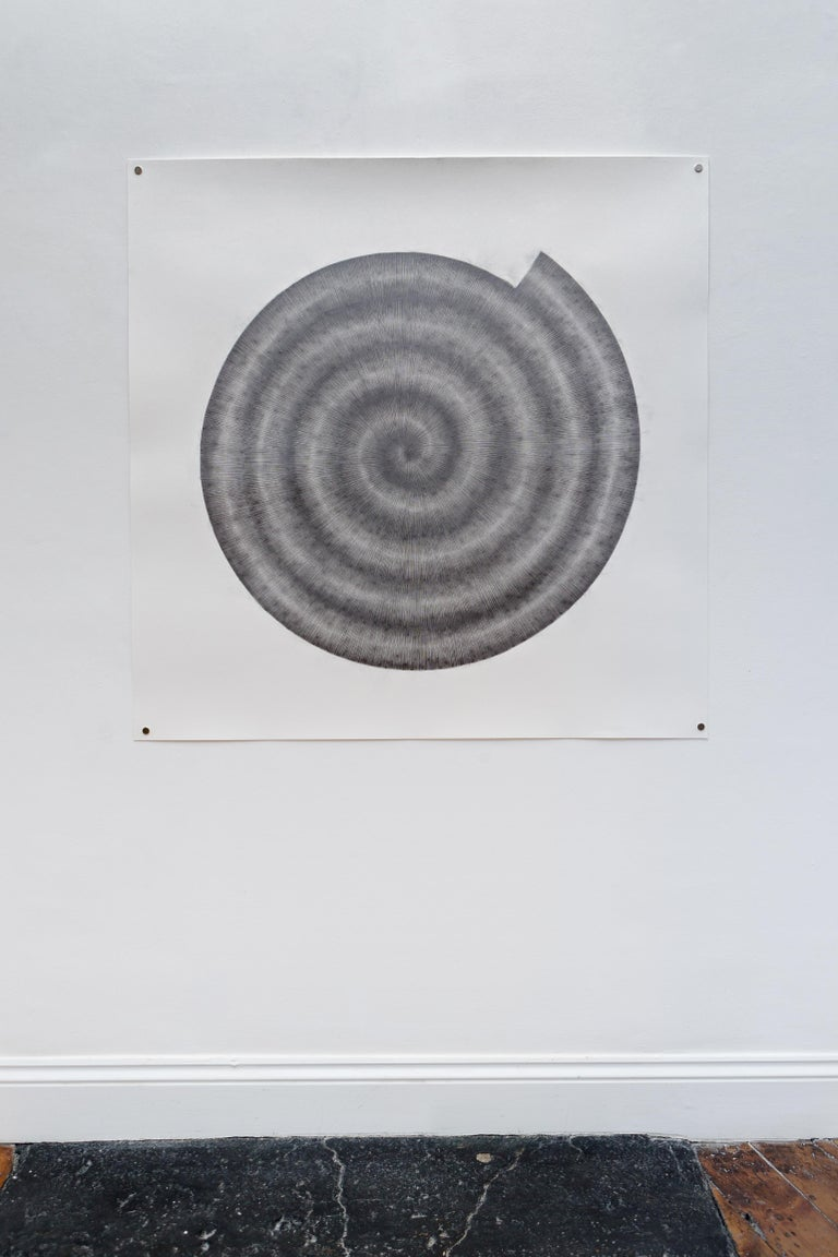 Drawing #158XXL: by Alan Franklin, British artist and sculptor For Sale 2
